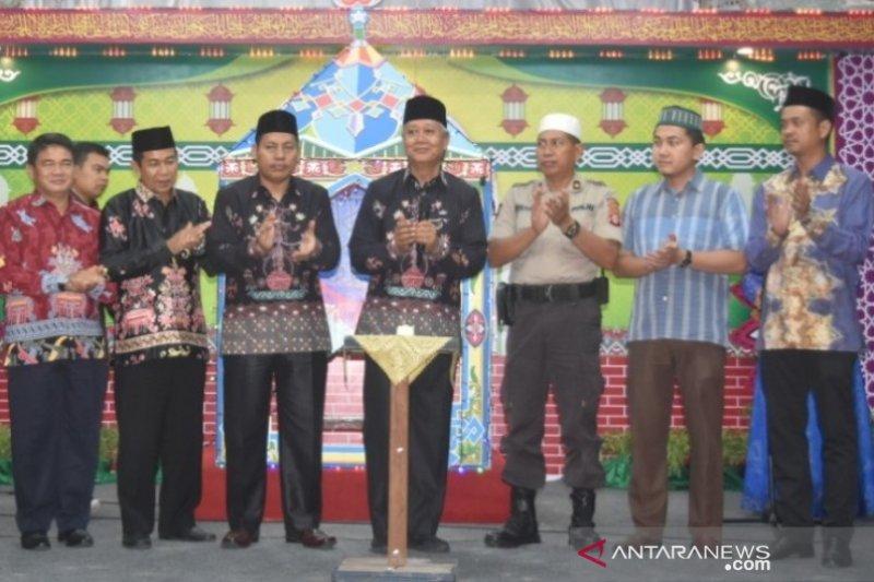 Kecamatan Kurun pertahankan status juara umum MTQ Gumas