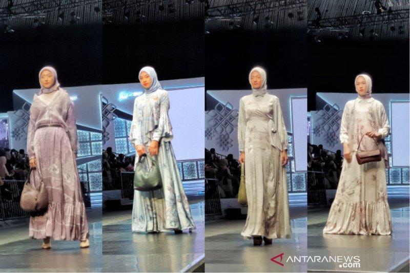 L by Laudya Cynthia Bella tampilkan koleksi yang feminin