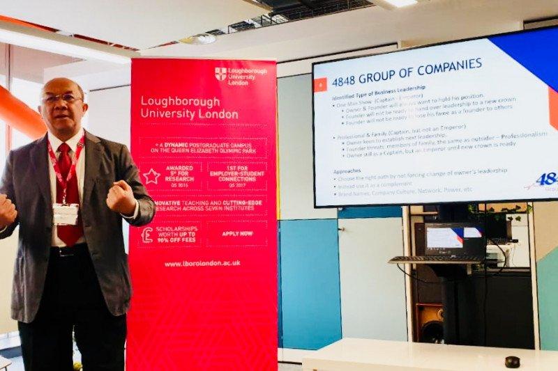 Pemilik 4848 Group mengungkap keberhasilan bisnis keluarga di London