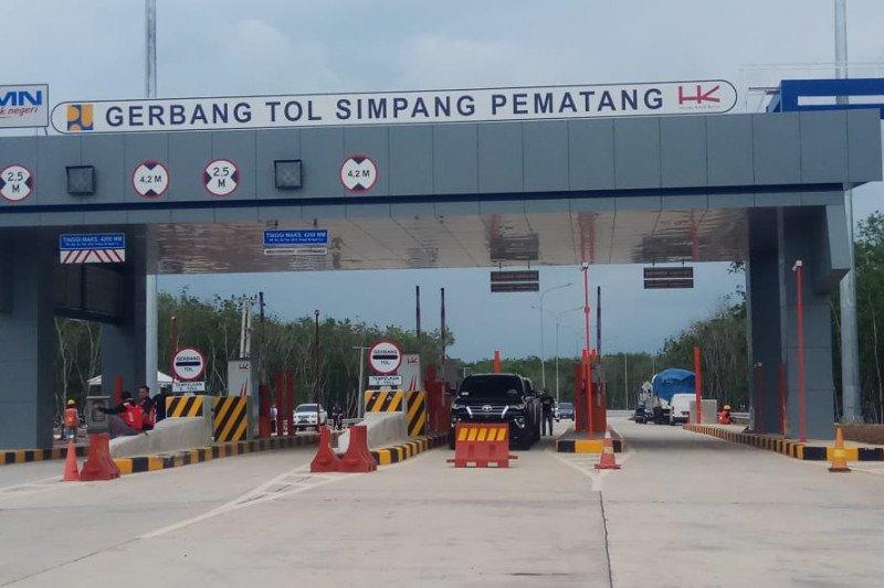 Presiden Jokowi akan resmikan jalan tol terpanjang