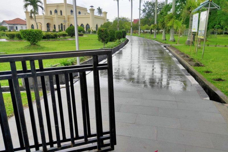 Sempat ditutup, Istana Siak akhirnya dibuka kembali