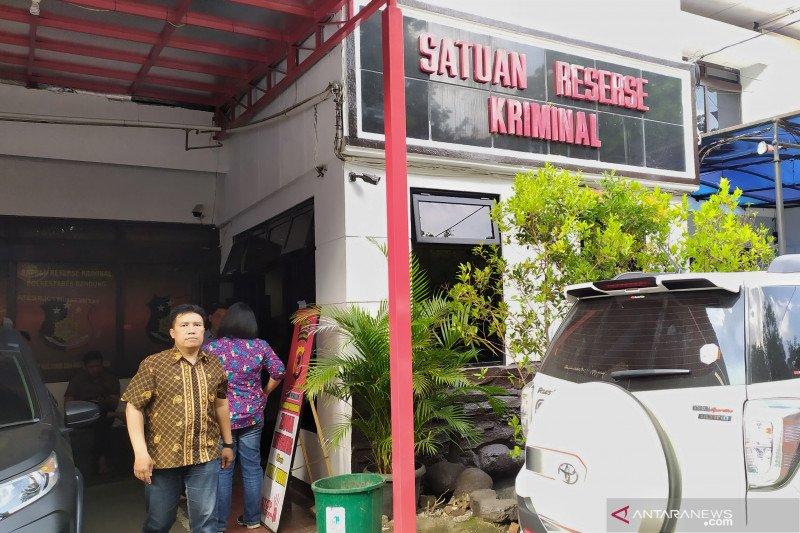 Zaskia Sungkar dan Irwansyah penuhi panggilan penyidik Polrestabes Bandung