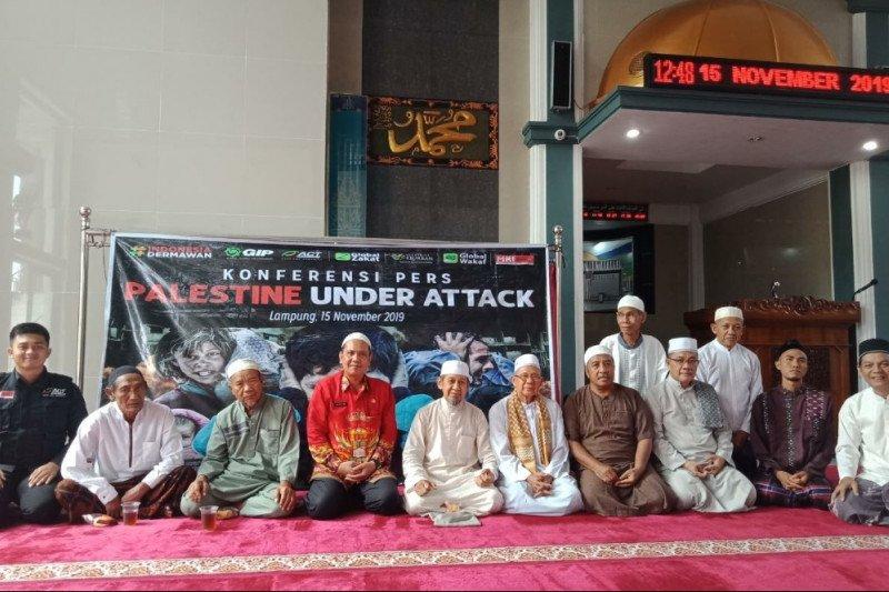 ACT masifkan bantuan untuk Palestina pascaeskalasi serangan