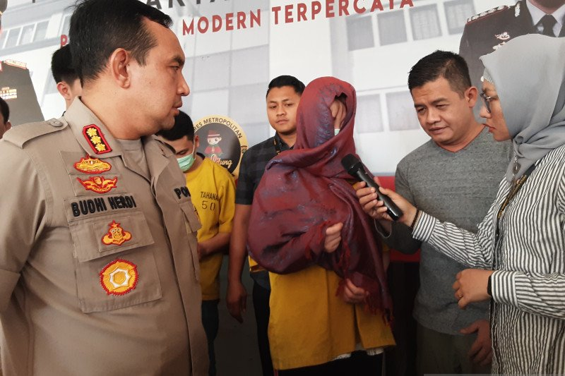 Polres Jakarta Utara ungkap salon kecantikan ilegal