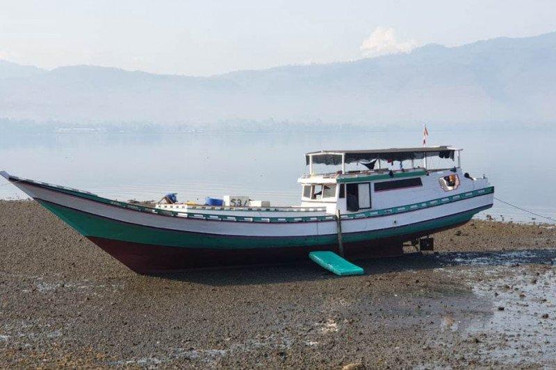 Menghilang kapal nelayan tahanan DKP NTT