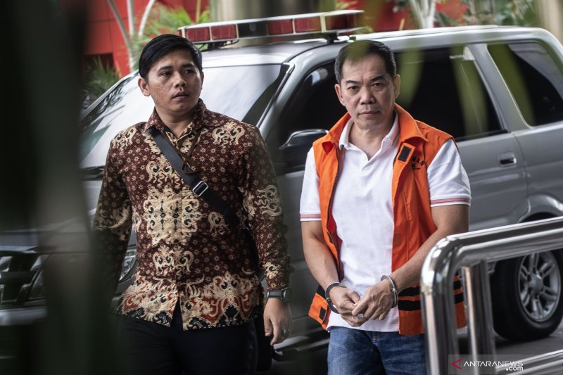 Seorang advokat divonis 2 tahun penjara karena terbukti suap Aspidum dan Aspidsus