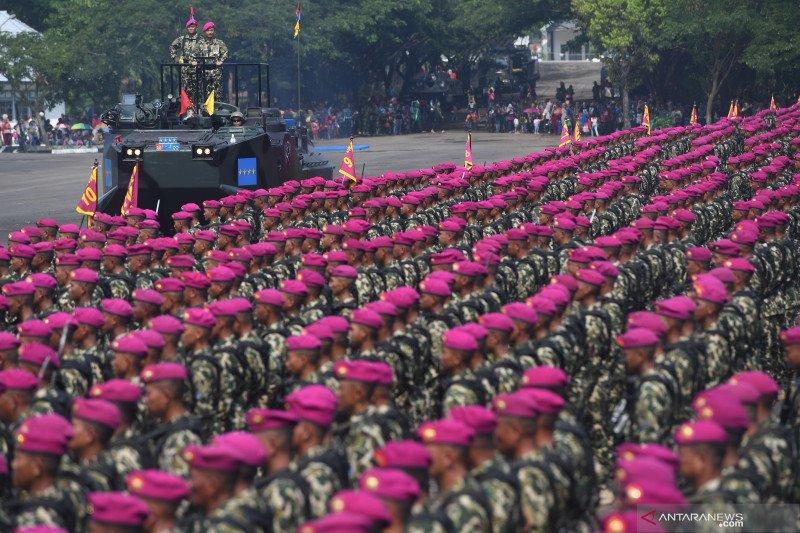 HUT ke-74 Korps Marinir