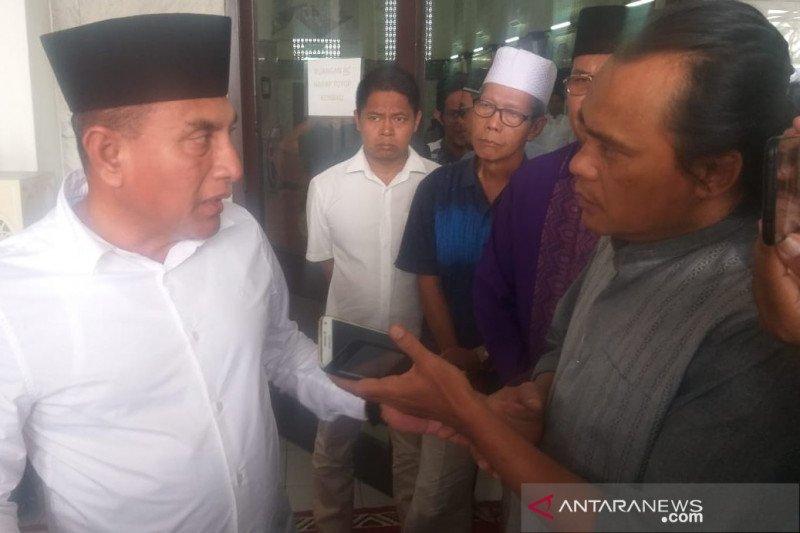 Gubernur Sumut: Polisi usut pembuang bangkai babi di sungai