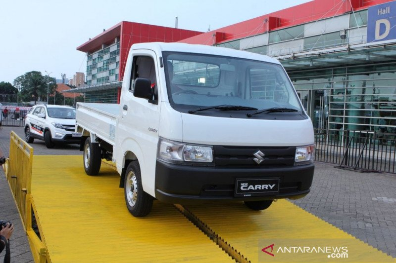 Suzuki Carry kuasai 64,4 persen penjualan Suzuki Oktober 2019