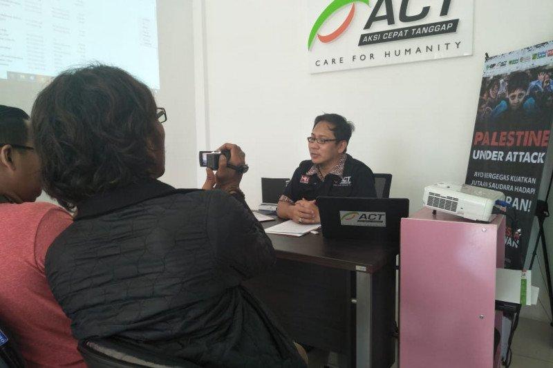ACT Madiun siap galang bantuan untuk korban Palestina