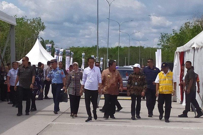 Jalan Tol Trans Sumatera menuju kesejahteraan rakyat masa mendatang