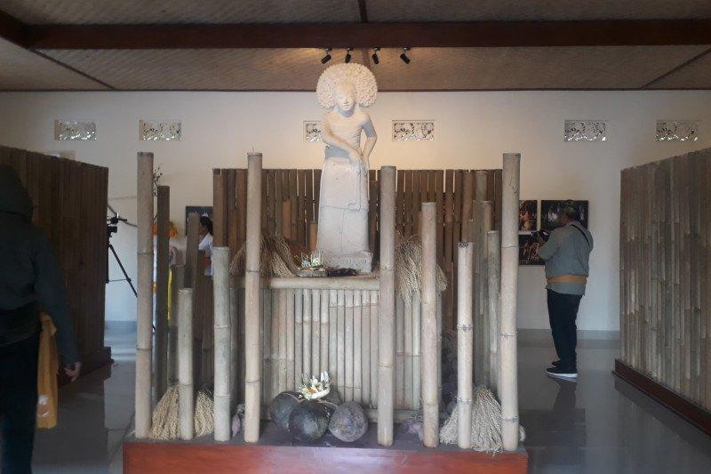 Upaya melestarikan tari sakral Sanghyang Dedari