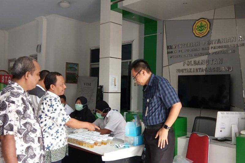 "Pegawai Polbangtan YoMa: ""Say No to Drugs!"""