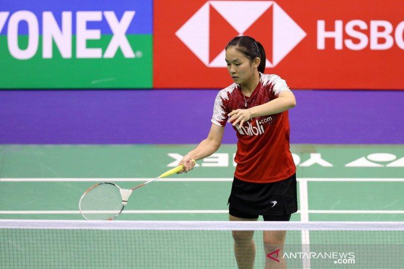 Ruselli Hartawan ditaklukkan  wakil  Malaysia di perempat final