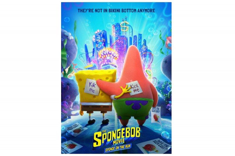 Fakta dibalik film 'The Spongebob Movie'
