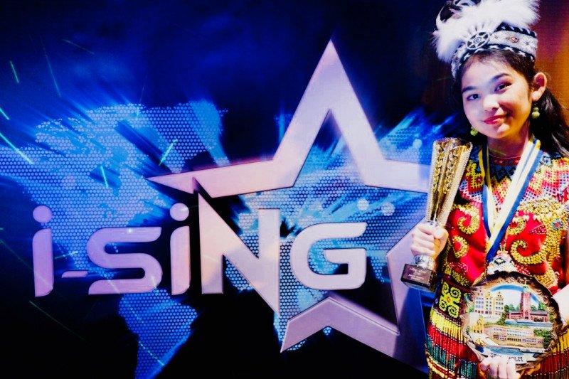 Gadis Indonesia juarai I-Sing World 2019 di Swedia