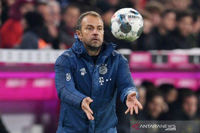 Hansi Flick akan tangani Bayern setidaknya hingga jeda musim dingin