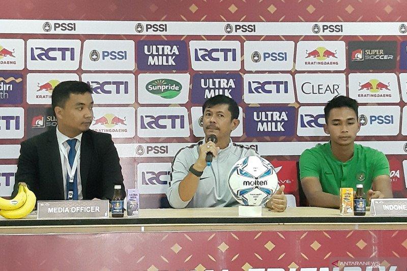 Indra Sjafri apresiasi uji coba internasional timnas U-23 jelang SEA Games