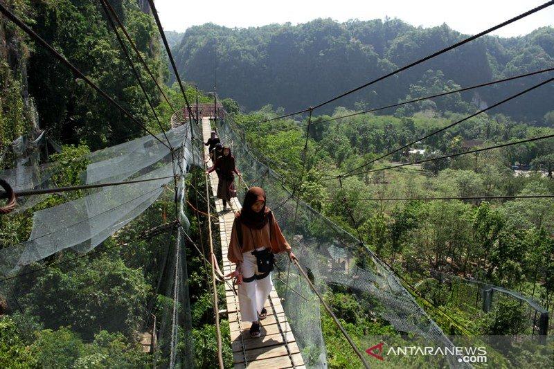 Taman Bantimurung menjadi Asean Heritage Park