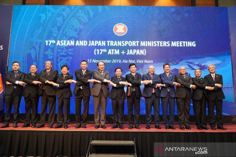 Indonesia  sepakati dua perjanjian internasional transportasi udara