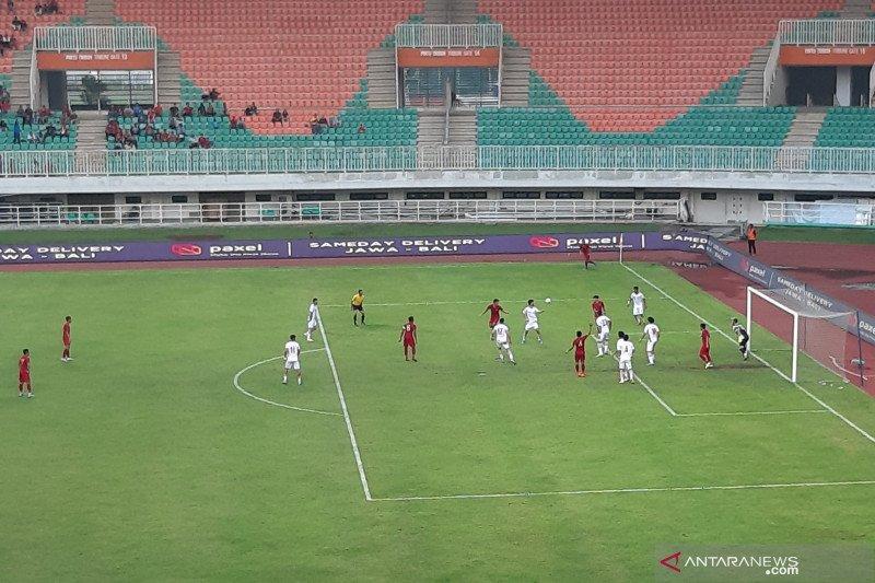 Egy Maulana bawa timnas U-23 Indonesia taklukkan Iran 2-1