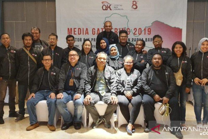 OJK Papua dan Papua Barat bentuk Forum Komunikasi Wartawan