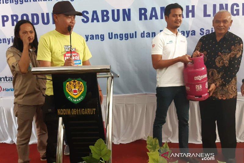 Pertamina ajak UMKM Garut beralih dari gas subsidi ke Bright Gas