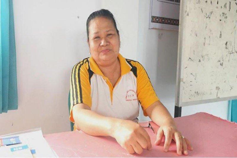 Ibu guru dari Buntok ini terharu, dua kali pasang ring jantung dijamin JKN-KIS