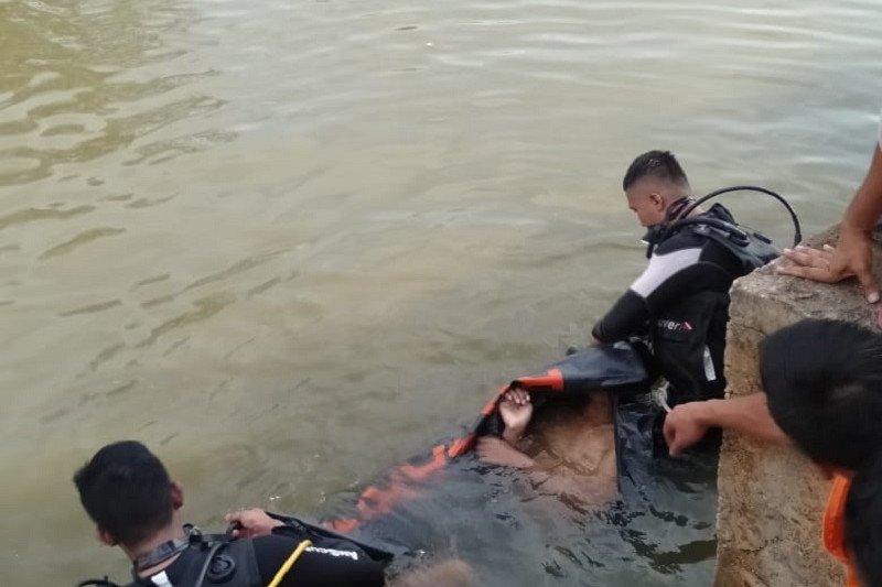 Basarnas Jambi temukan dua pelajar tewas tenggelam di pemancingan