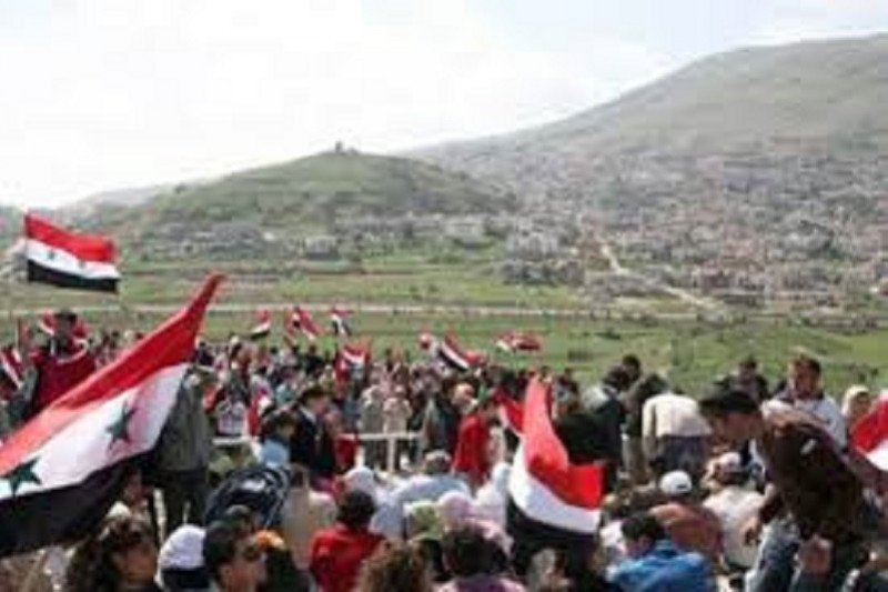 Sidang Majelis Umum PBB kembali tegaskan kedaulatan luas Suriah atas Golan