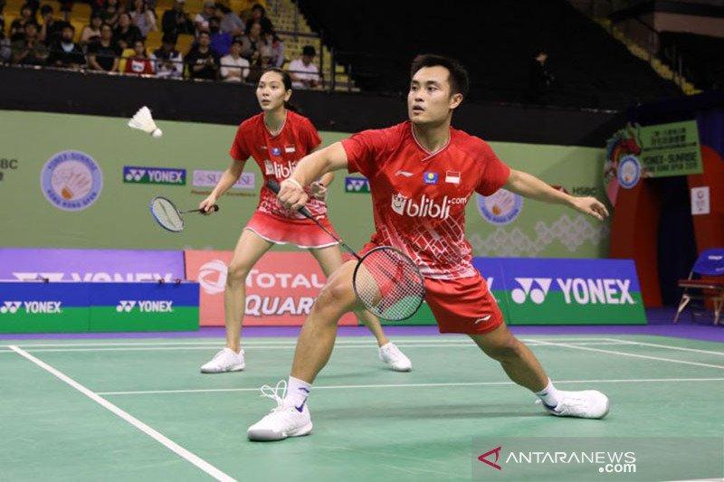 Hafiz/Gloria tumbang di semifinal Hong Kong Open