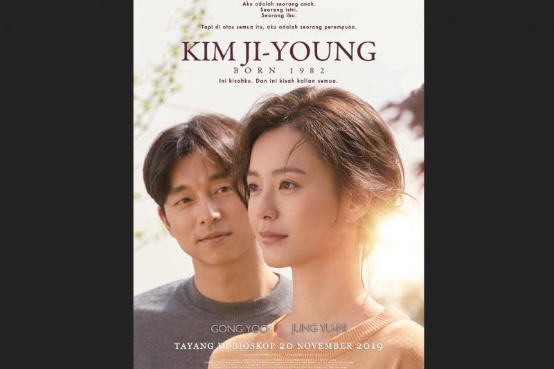 """20 November tayang di Indonesia, """"Kim Ji-young, Born 1982"""", kisah seorang istri, ibu dan putri"""