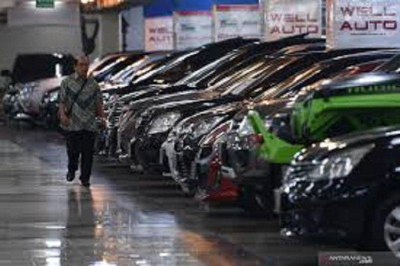 Pasar otomotif turun hingga 12 persen sepanjang 2019