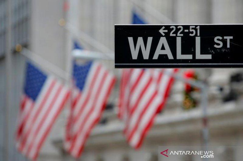 Wall Street jatuh di tengah kekhawatiran pandemi virus corona