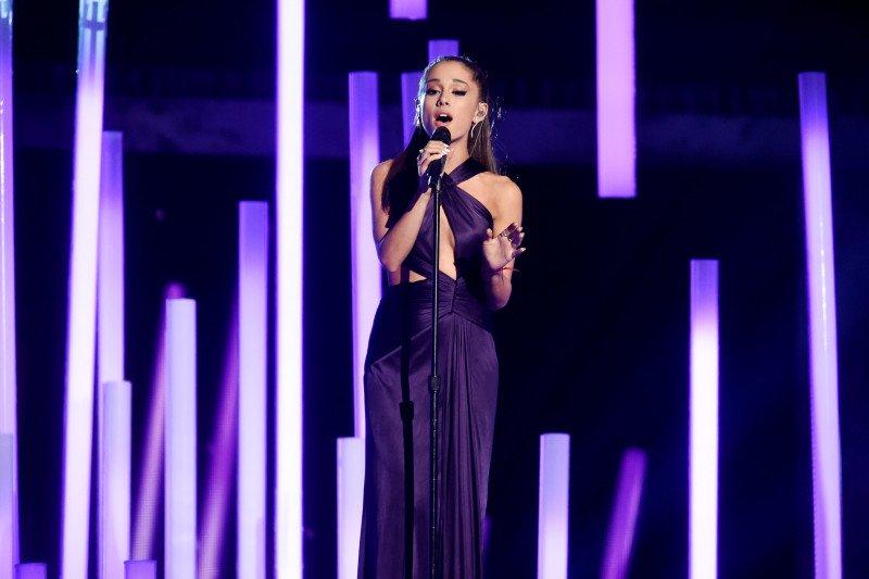 Ariana Grande ceritakan kondisinya lewat Instagram
