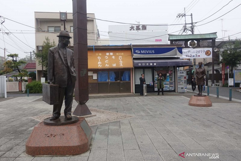 Tora-san terkenal di Jepang, bukan di Indonesia