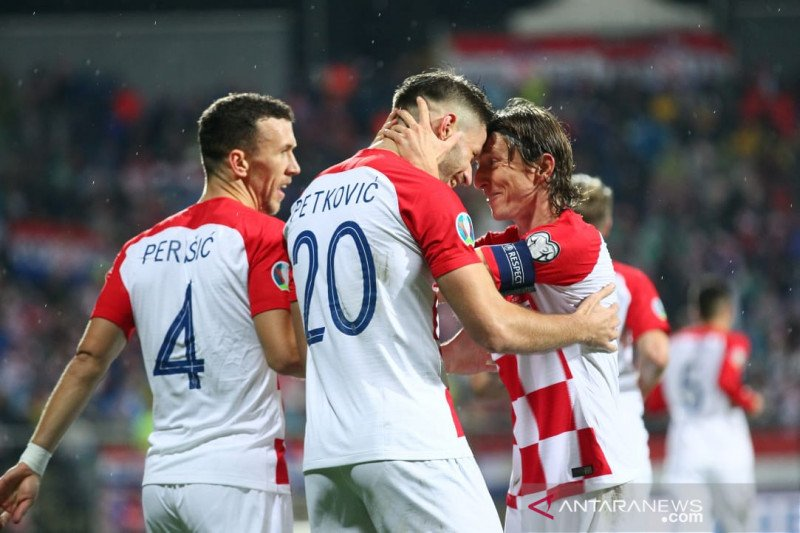 Kroasia ke Piala Eropa usai tundukkan Slowakia