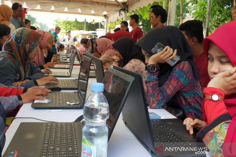 BKD klaim ujian perdana CPNS Pemprov Sulawesi Selatan berjalan lancar