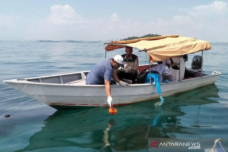 Tim sebar OSD tangani minyak hitam di Perairan Batam