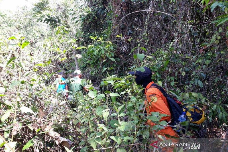 Mbah Markiyem masih hilang di Gunung Kidul