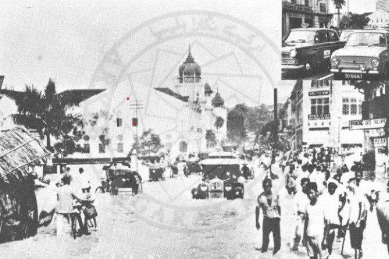 Kisah Orang Jawa yang tak jadi bagian dari  Melayu