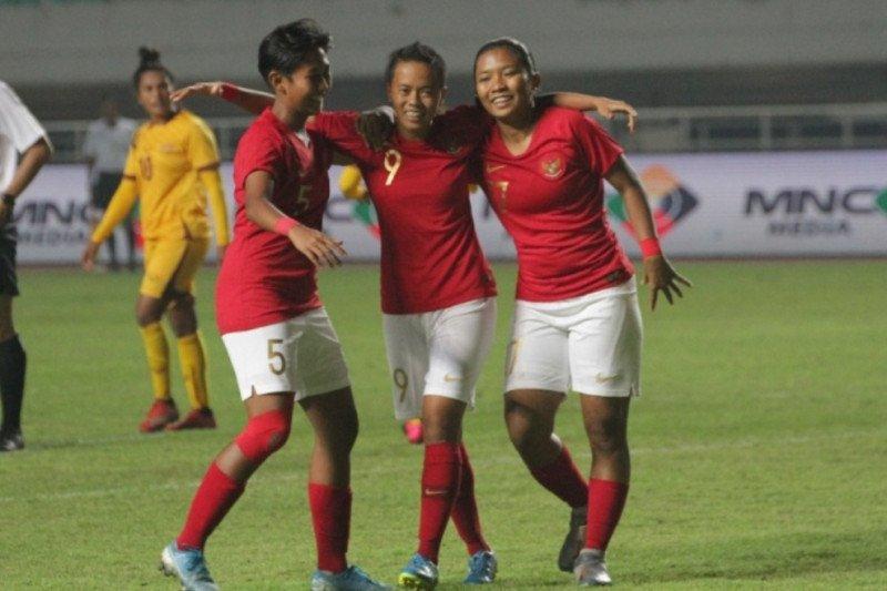 Timnas putri percaya diri tuju SEA Games usai taklukkan Sri Lanka