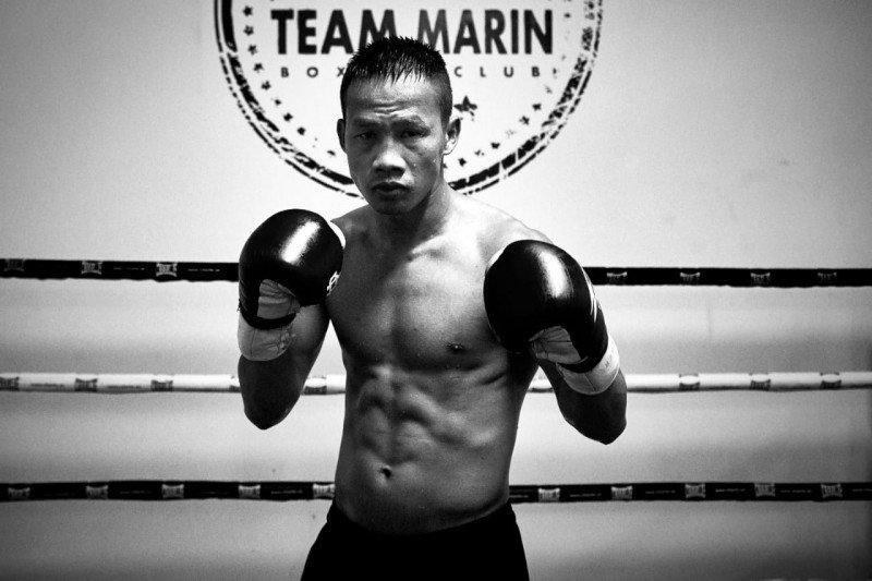 Daud Yordan TKO Moekoena di ronde ke-8