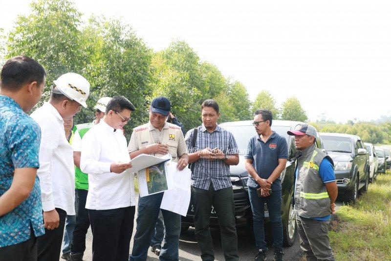 Realisasi Pengerjaan Jalan 551,66 Km di Atas 70 Persen