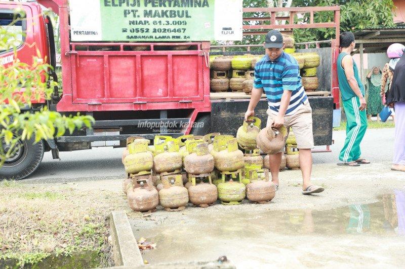 Pemprov Tingkatkan Pengawasan Distribusi BBM dan LPG