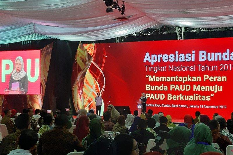 Wury Estu: Bunda PAUD bisa dukung pemerintah lewat intervensi