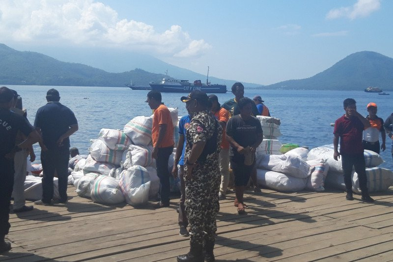 Pascagempa 7,1 magnitudo, bantuan dibutuhkan warga Pulau Batang Dua