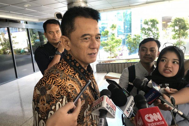 Chandra Hamzah bertemu  Menteri BUMN selama dua jam