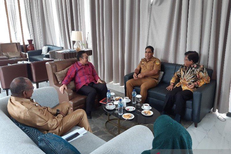 Pemprov Papua apresiasi BKKBN terkait kebijakan berdasarkan kearifan lokal
