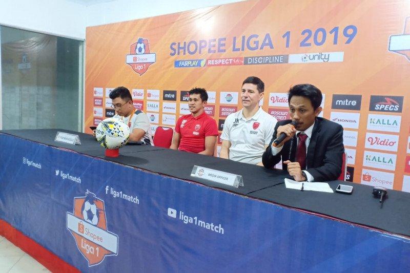 Liga 1 -- PSM Makassar kalahkan Persipura 4-0